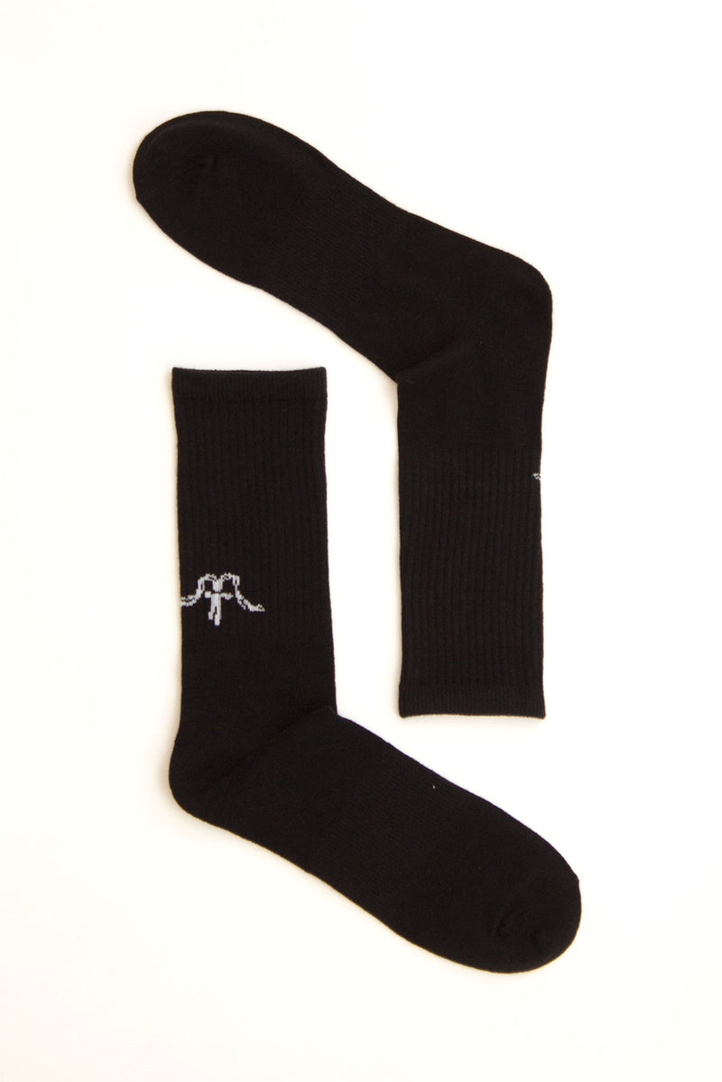 SOCKS SIMPLE BLACK 2 ALL