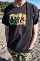TSHIRT LABEL BLACK
