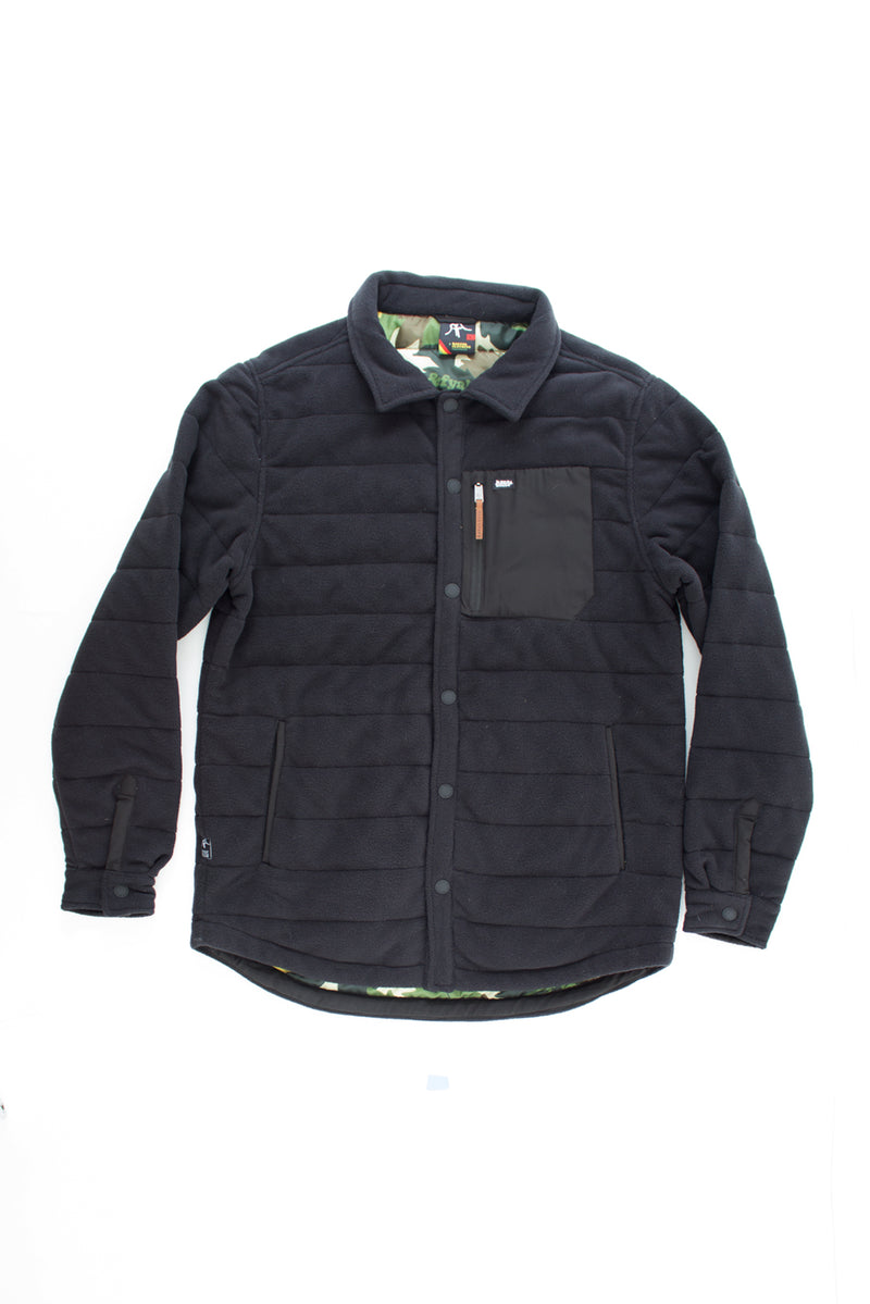 SHIRT INSULATED 2.0 DARK GREY