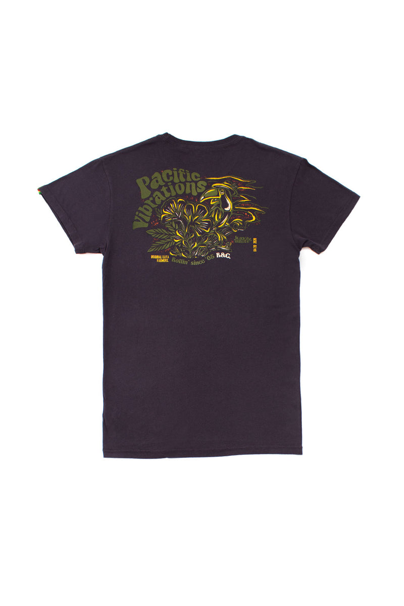 Tshirt Pacific Graphite