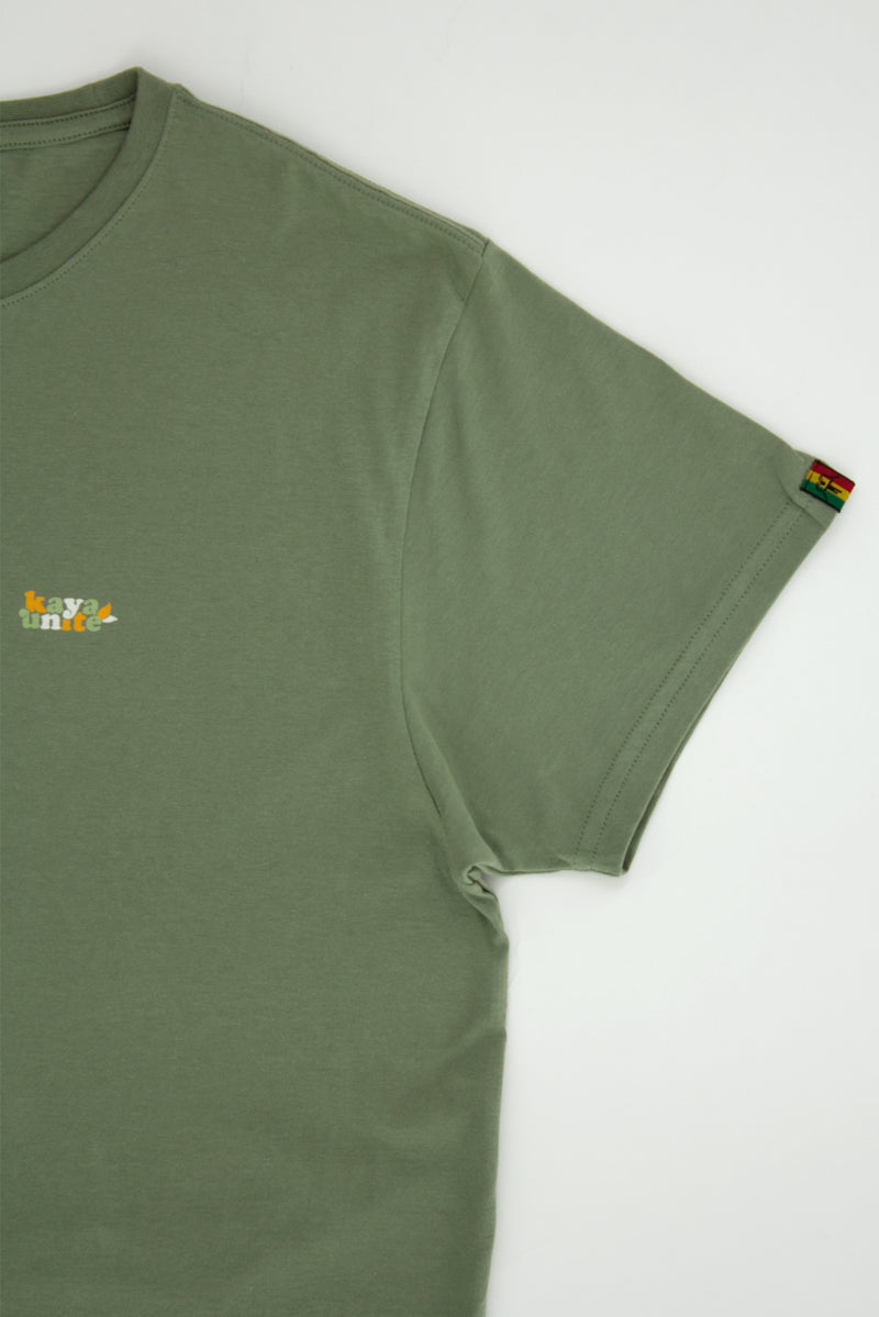 TSHIRT MINI LOGO ALOE