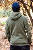 POLERON CHIPORRO HOODIE CLASSIC OLIVE GREEN 2.0