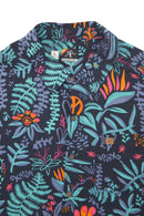 Shirt Full Print Yedra Teal