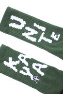 SOCKS SENSI GREEN ALL