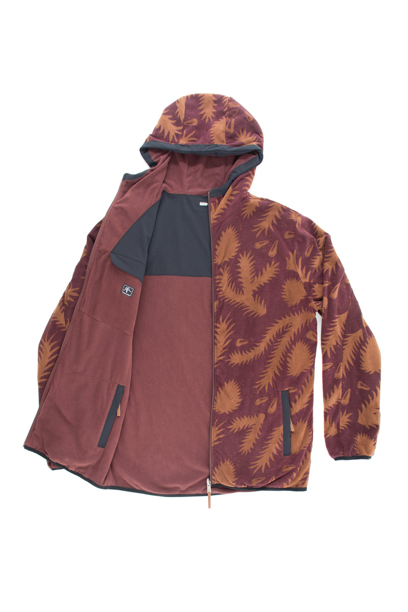 POLAR REVERSIBLE (2 EN 1)  BORDO