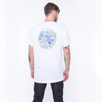 TSHIRT LEFTS WHITE