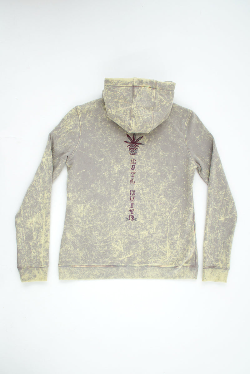 PULLOVER ACID TAUPE