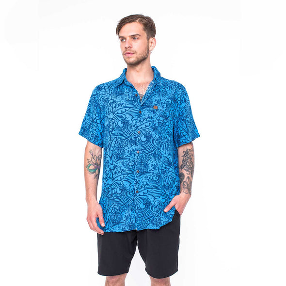 SHIRT UKE LIGHT BLUE