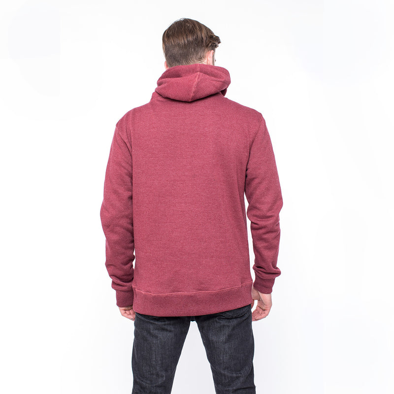 FULL ZIP SUEDE BURDEO