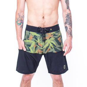 BOARDSHORT SENS BLACK