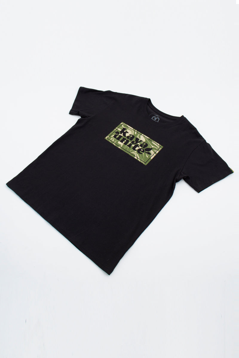 TSHIRT LIQUID BLACK