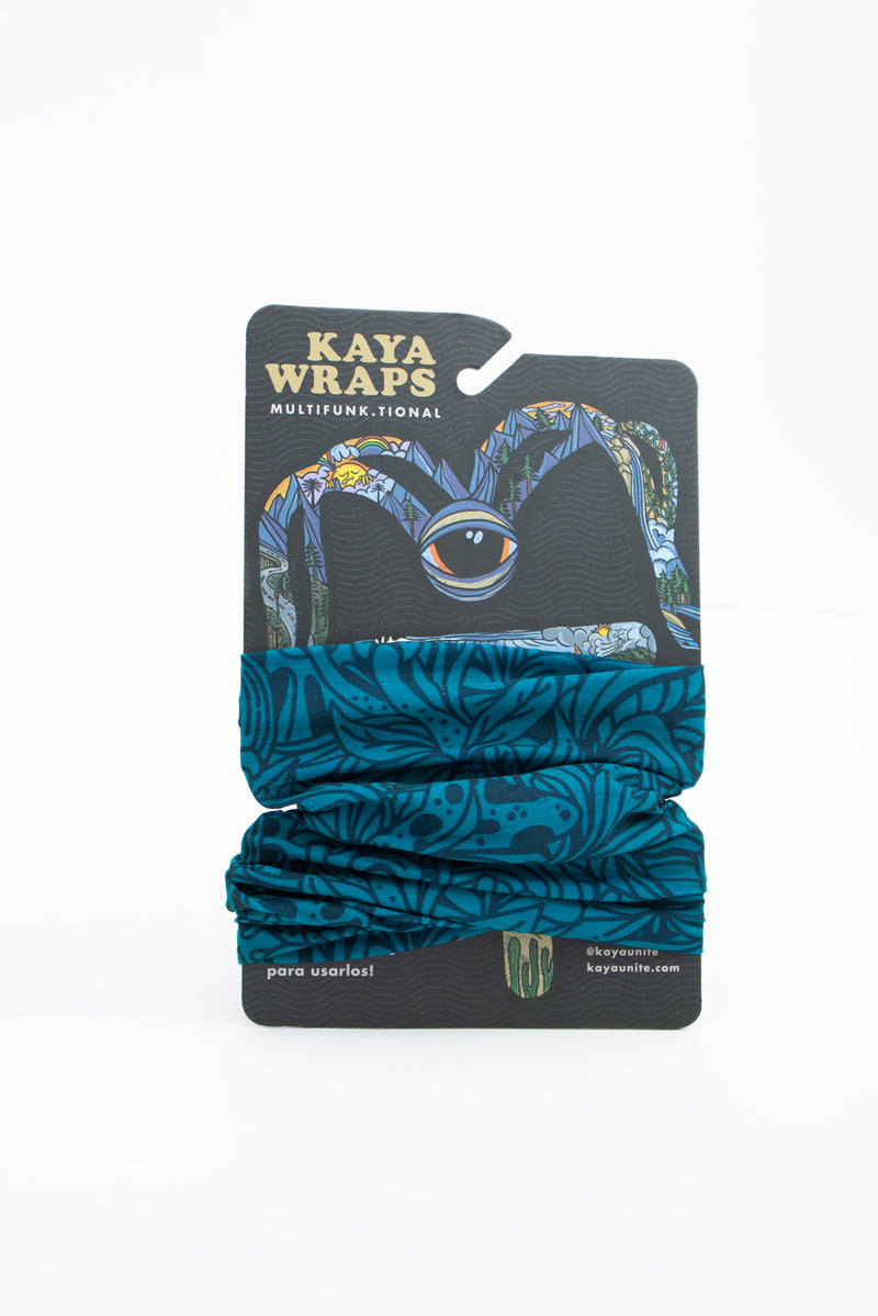 WRAP LINED BLUE