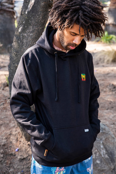 HOODIE LION PATCH