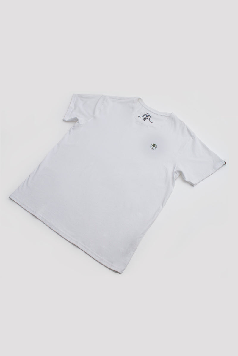 TSHIRT MINI LOGO WHITE