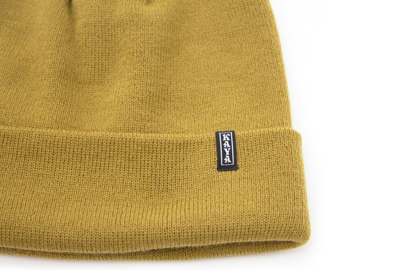 BEANIE SIMPLE BEANIE CAMEL