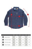 SHIRT INSULATED 2.0 BLUE
