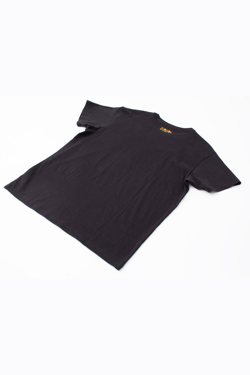 TSHIRT SPLIFF BLACK