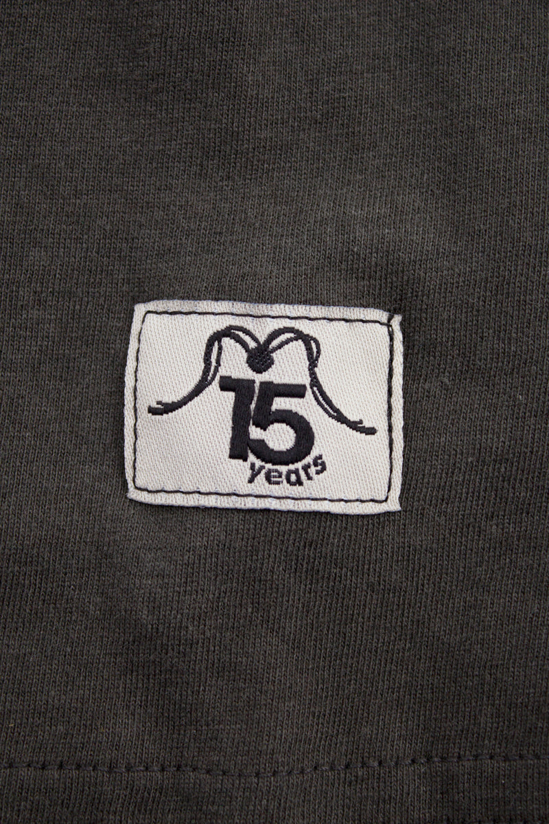 TSHIRT 2010 GRAPHITE - 15 YEARS