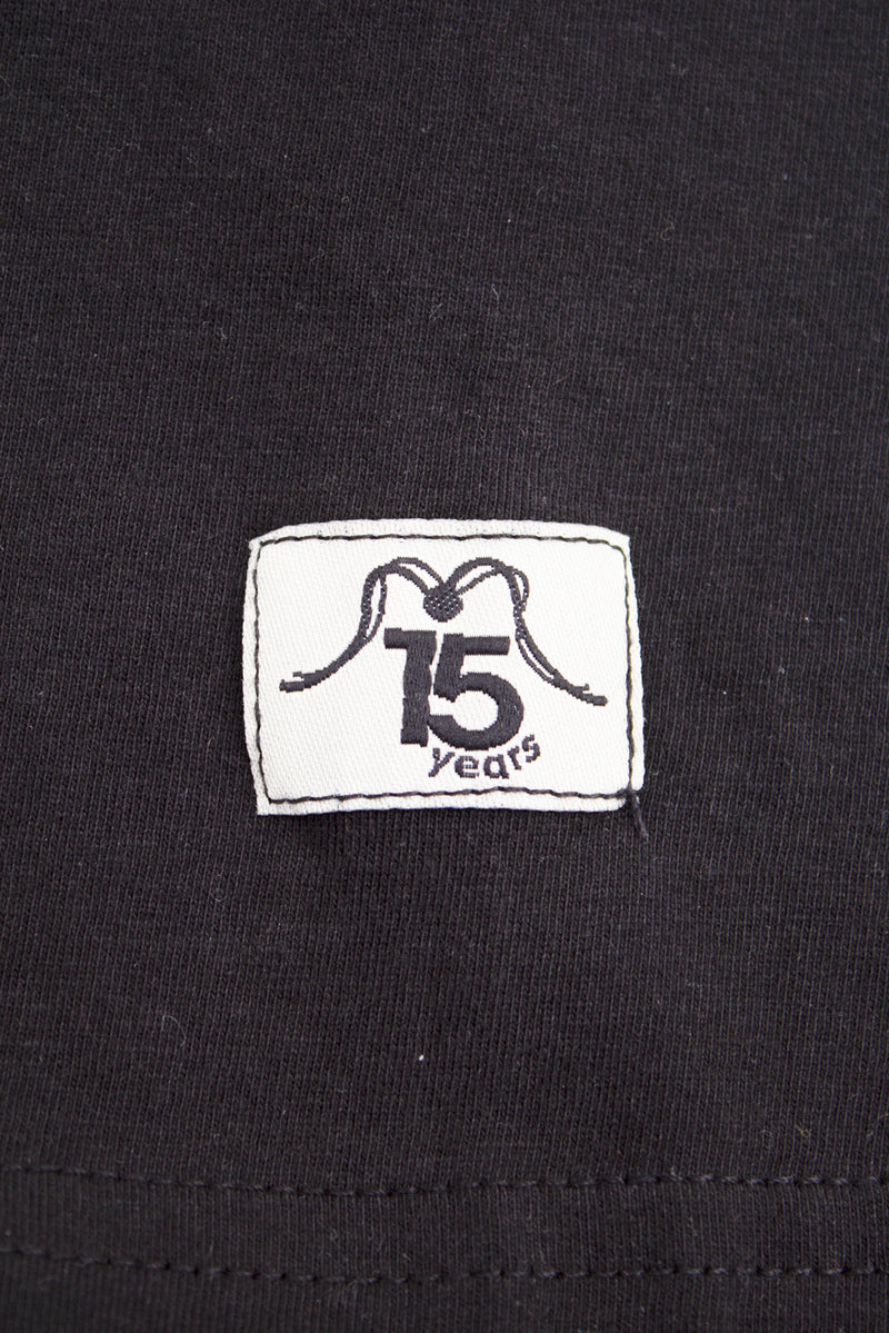 TSHIRT 2013 BLACK - 15 YEARS