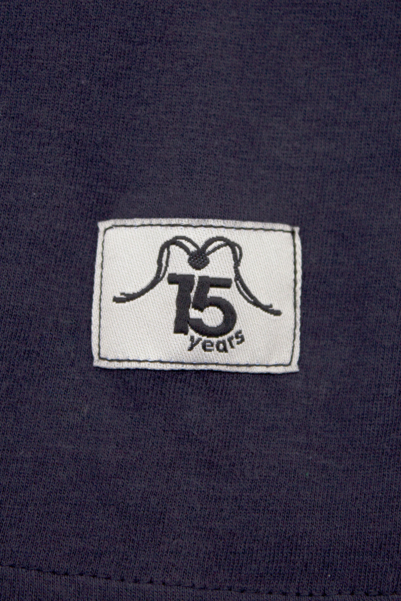 TSHIRT 2008 BLUE - 15 YEARS