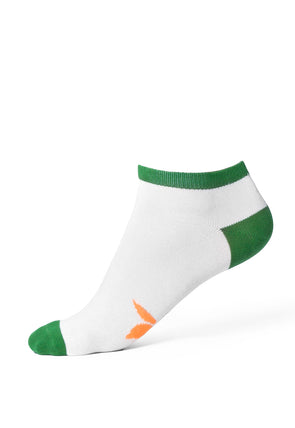 SHORT SOCKS UNDER GREEN