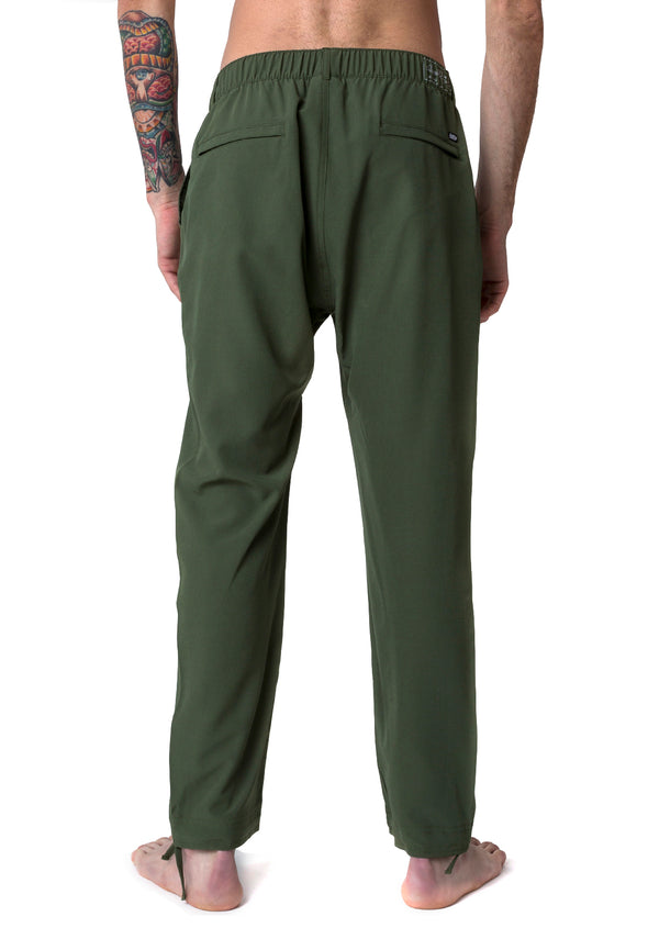 PANTS QUICK DRY ROCKER GREEN