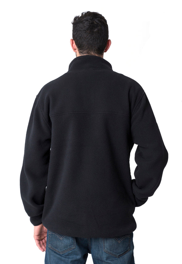 POLAR CREW MEN NECK CLASSIC BLACK