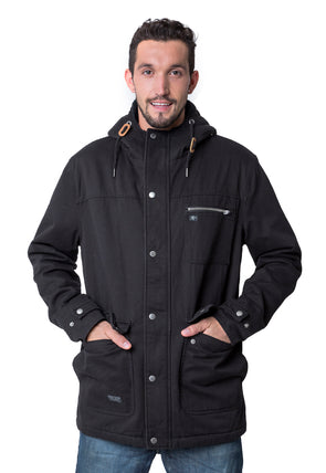 JACKET TRIBE BLACK