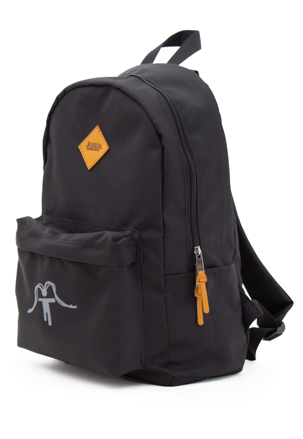 BACKPACK SOLID LOGO NEGRO