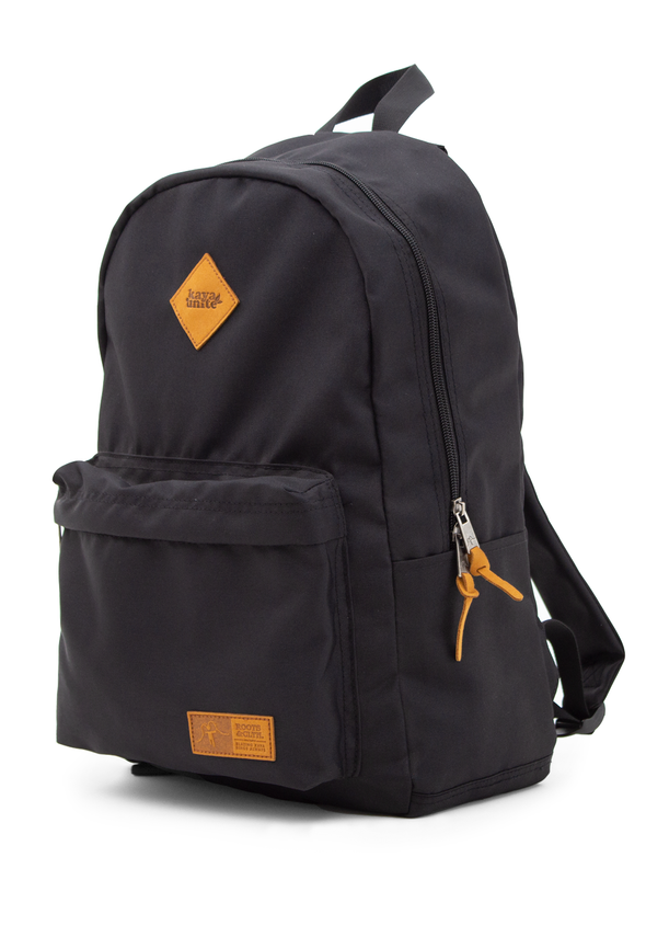 BACKPACK SOLID BLACK