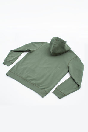 HOODIE SQUAD GREEN