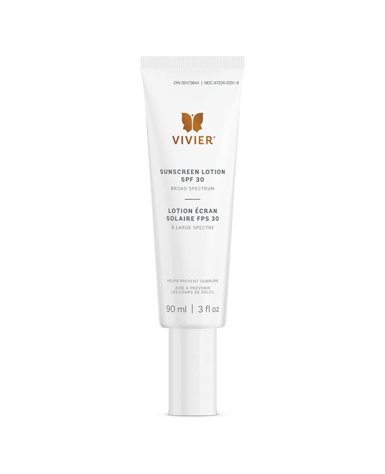 Vivier Sunscreen Lotion SPF 30
