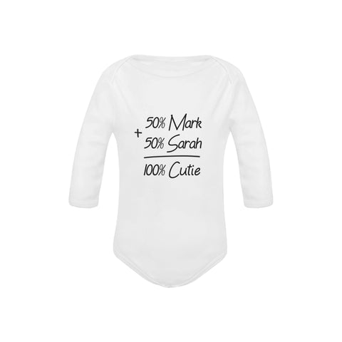 Personalized DNA Organic Onesie by Toddler Inc