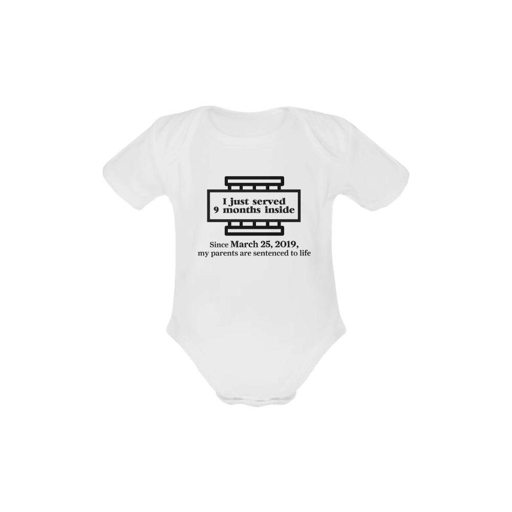 Serving Life Organic Onesie by Toddler Inc