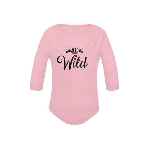 Image of Born to be Wild Organic Onesie by Toddler Inc