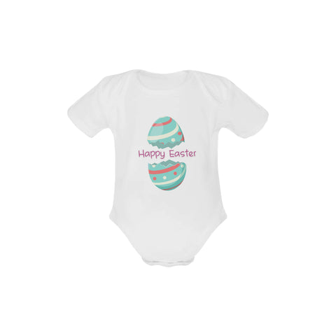 Image of Easter Egg Organic Onesie by Toddler Inc
