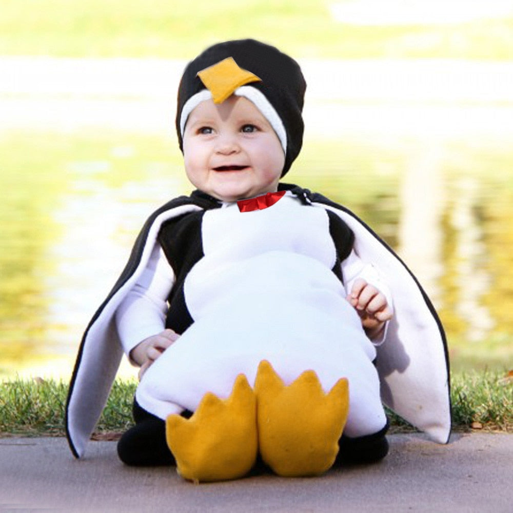 Cute Penguin Costume