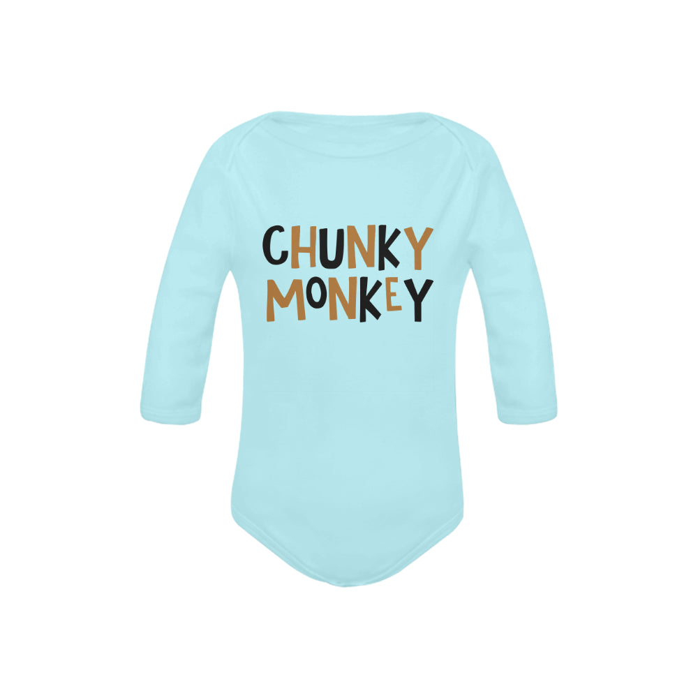 Chunky Monkey Organic Onesie by Toddler Inc