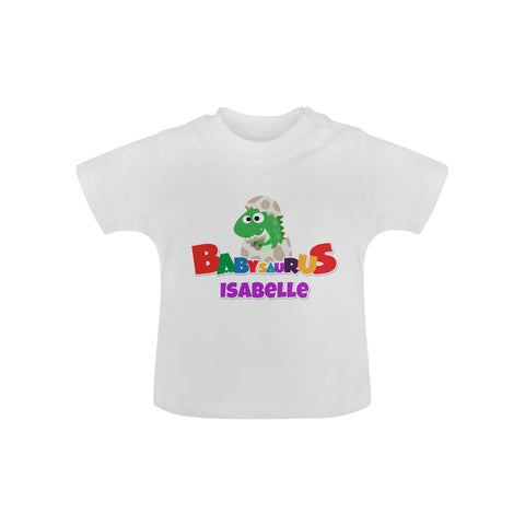 Image of Babysaurus Baby Tee by Toddler Inc