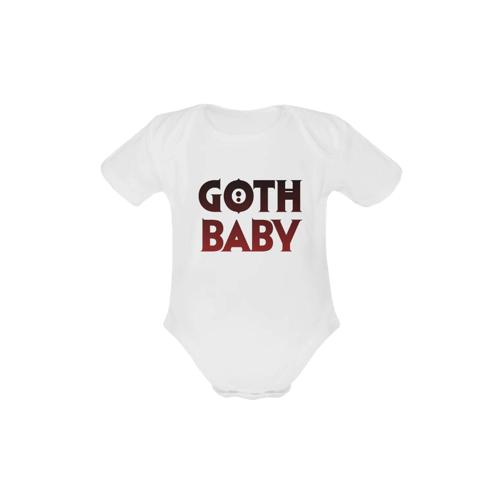 Goth Baby Organic Onesie by Toddler Inc