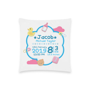 Adorable Pillow Cover by Toddler Inc