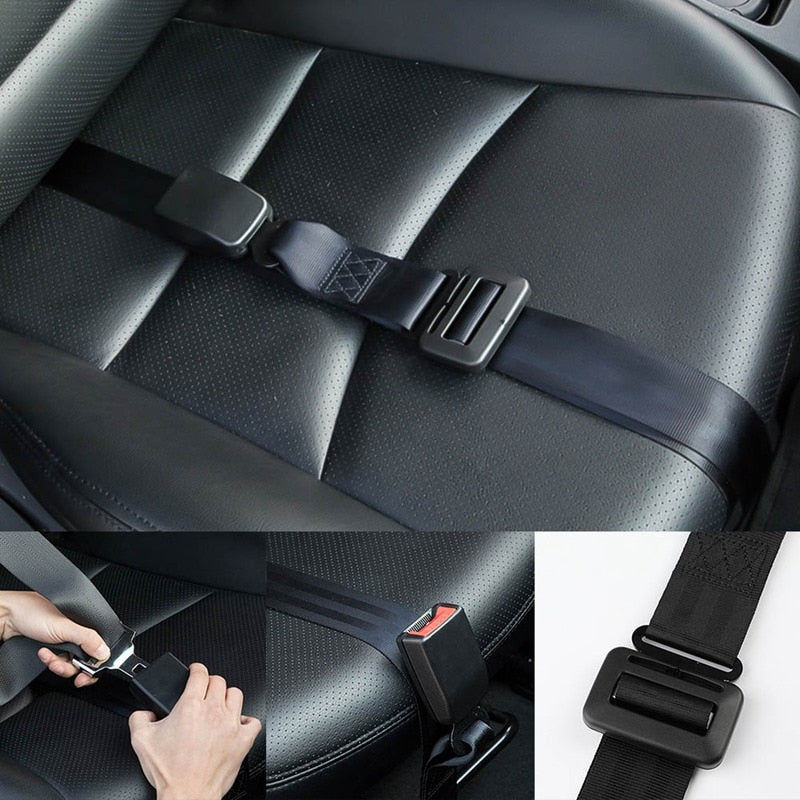 Pregnancy Safety Seat Belt Extension