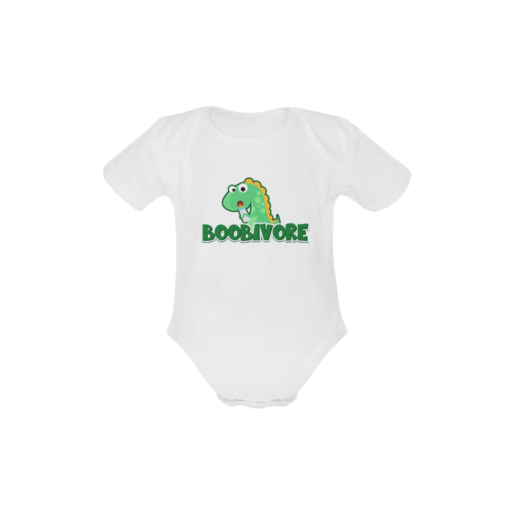 Boobivore Organic Onesie by Toddler Inc