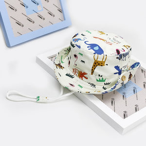 Charming Animal Bucket Hat