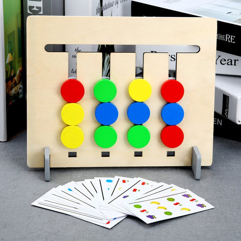 Image of Colorful Educational Reasoning Toy