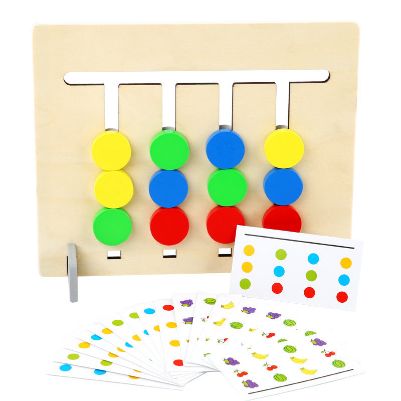 Colorful Educational Reasoning Toy