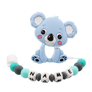 Lovely Customized Pacifier Chain