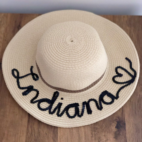 Image of Lovely Customized Sun Hat