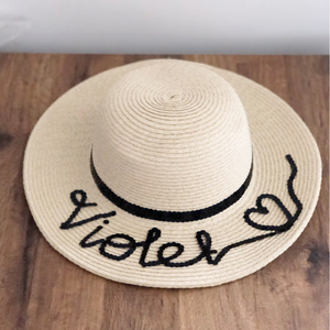 Lovely Customized Sun Hat