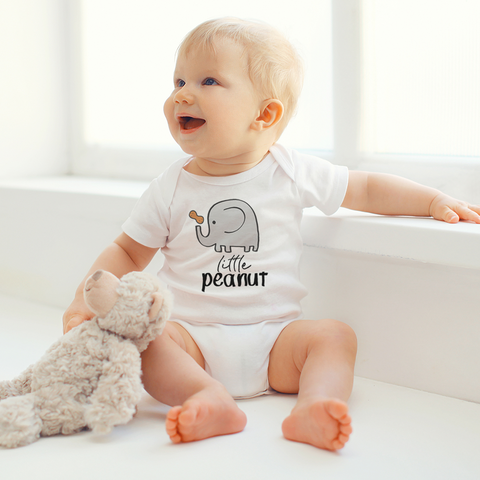 Little Peanut Organic Onesie by Toddler Inc